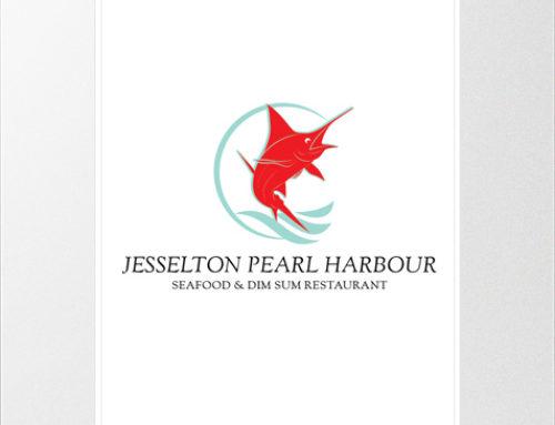 Jesselton Pearl Harbour Logo